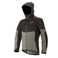 Alpinestars Tahoe WP Jacket Black Dark Shadow - M