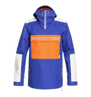 DC RAMPART JACKET Surf The Web - L