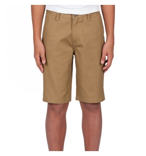 VOLCOM BY FRICKIN CHINO SHORT DKA - 24/10år