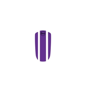 "PENNY PANEL STICKER 22"" Purple - One size"