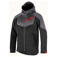 Alpinestars Milestone 2 Jacket Black Steel Grey - XL