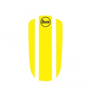 "PENNY PANEL STICKER 27"" Yellow - One size"