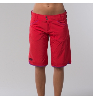 DAKINE TONIC BIKE SHORTS Red - 24