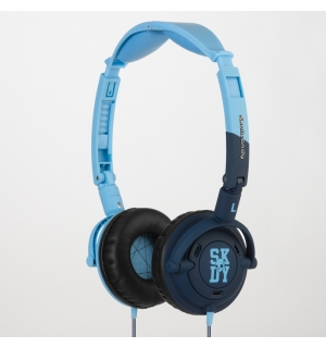 Skullcandy LOWRIDER w/Mic Light Blue/Navy