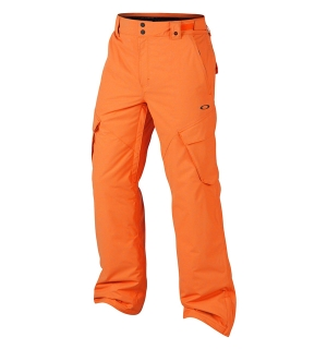 OAKLEY ARROWHEAD 10K BIOZONE PANT Neon Orange - L