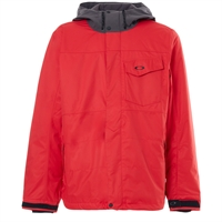 OAKLEY DIVISION BIOZONE JACKET Red Line - M