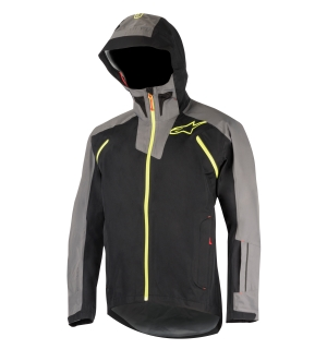 Alpinestars All Mountain 2 WP Jacket Black Steel Grey - L