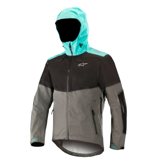 Alpinestars Tahoe WP Jacket Black Dark Shadow Ceramic - L