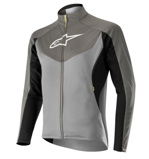 Alpinestars Mid Layer Jacket Steel Grey Dark Shadow - L