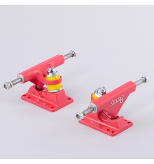 "Penny Truck 4"" Red - One size"