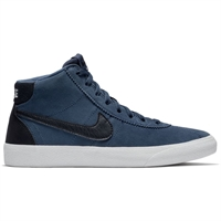 NIKE W'S BRUIN HIGH THUNDER BLUE/BLACK-SUMMIT WHITE - 37,5