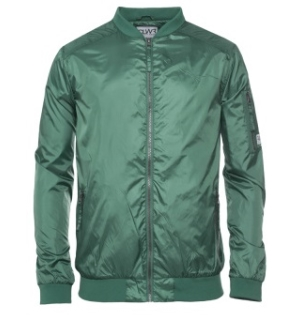 Colour Wear Granite Jacket Moss - S