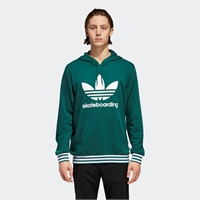 ADIDAS CLIMA 3.0 UNIFORM HOODIE Cgreen/White - S