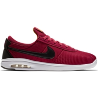 NIKE SB AIR MAX BRUIN VAPOR TEXTILE RED CRUSH/BLACK-WHITE-YELLOW OCHRE - 41