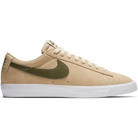 Nike SB Blazer Low GT Desert Ore/Medium Olive - US8.5/EU42