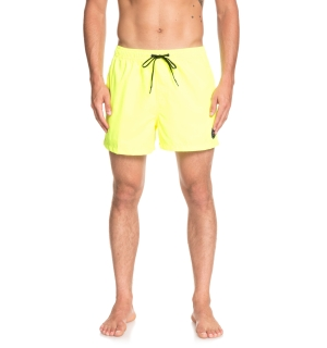 QUIKSILVER EVERYDAY VOLLEY 15 SAFETY YELLOW - S