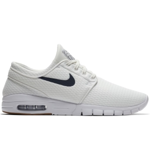 NIKE STEFAN JANOSKI MAX SUMMIT WHITE/BLUE-GUM MED BROWN - 42