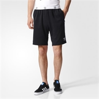 ADIDAS SUPERSTAR SHORTS Black - S