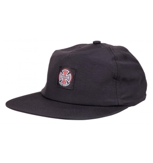Independent Truck Co. Label Cap Black - O/S