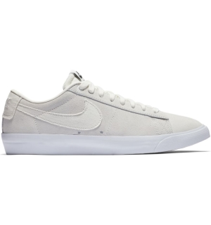 Nike Blazer Low GT SUMMIT WHT/SUMMIT WHT-OBSIDIAN - 45