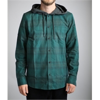 OAKLEY ICON HOODED SHIRT PLANET - M