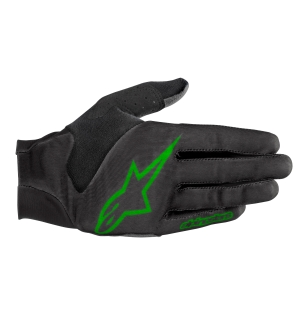 Alpinestars Aero V3 Glove Black/Green - S
