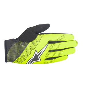 Alpinestars STRATUS GLOVE Yellow/Black - M