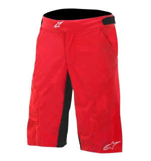 Alpinestars HYPERLIGHT 2 SHORTS Red/Black - 36
