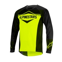 Alpinestars Mesa L/S Jersey Black/Yellow - L