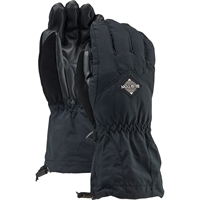 BURTON KIDS PROFILE GLOVE TRUE BLACK - M/8år