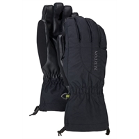 BURTON Wmn PROFILE GLOVE TRUE BLACK - M