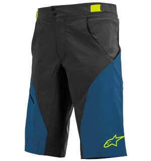 Alpinestars PATHFINDER BASE SHORTS Black/Blue - 34