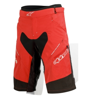 Alpinestars DROP 2 SHORTS Red/Black - 30