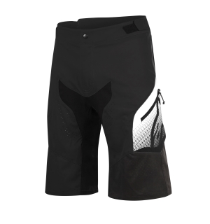 Alpinestars PREDATOR SHORTS Black/White - 34