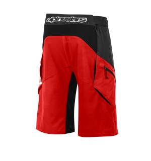 Alpinestars Predator Shorts Black/Red - 32