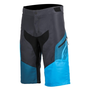 Alpinestars PREDATOR SHORTS Black/Blue - 30