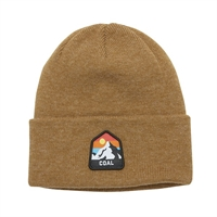 Coal Peak Beanie Mustard - One Size