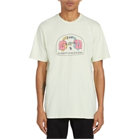 VOLCOM SUBJECTS S/S TEE KEY LIME - S