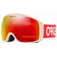 OAKLEY FLIGHT TRACKER XL FACTORY PILOT VIPER RED GRAY/PRIZM SNOW TORCH