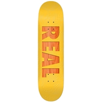 Real Bold Series Deck Yellow - 8,06""