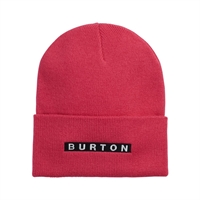 BURTON ALL 80 BEANIE PUNCHY PINK - One Size