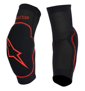 Alpinestars Paragon Elbow Protector Black/Red - S
