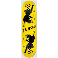 Real Ishod Deck Cat-Scratch Twin-Tail Yellow - 8,25""