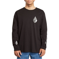 VOLCOM TOGETHER THERE IS MORE RLX LS BLACK - L