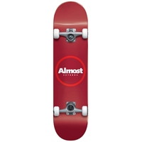 "Almost Red Ringer Youth Complete Red - 7,25"" x 29,2"""
