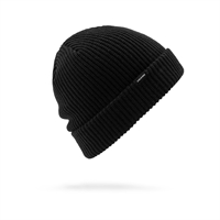 VOLCOM SWEEP BEANIE BLACK - One Size
