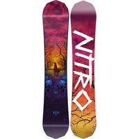 Nitro Beauty m/binding Park/Freestyle - Dame