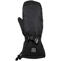 Heat Experience Pro All Mountain Mittens Black - M