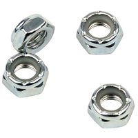 Independent Axle Nuts One Size