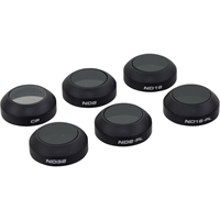 PolarPro DJI Mavic Filter 6-Pack Filter hard case included
